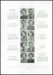 Page 22, 1952 Edition, Akron Central School - Akronite Yearbook (Akron, NY) online yearbook collection