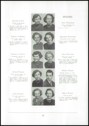 Page 23, 1952 Edition, Akron Central School - Akronite Yearbook (Akron, NY) online yearbook collection