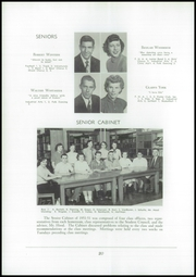 Page 24, 1952 Edition, Akron Central School - Akronite Yearbook (Akron, NY) online yearbook collection