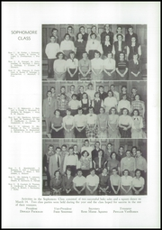 Page 31, 1952 Edition, Akron Central School - Akronite Yearbook (Akron, NY) online yearbook collection