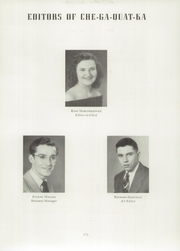 Page 11, 1951 Edition, Whitesboro High School - Chegaquatka Yearbook (Whitesboro, NY) online yearbook collection