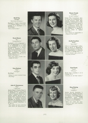 Page 16, 1951 Edition, Whitesboro High School - Chegaquatka Yearbook (Whitesboro, NY) online yearbook collection