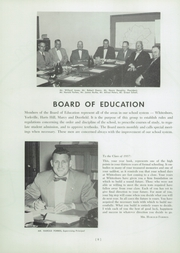 Page 12, 1957 Edition, Whitesboro High School - Chegaquatka Yearbook (Whitesboro, NY) online yearbook collection
