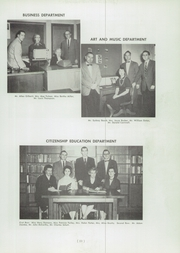 Page 15, 1957 Edition, Whitesboro High School - Chegaquatka Yearbook (Whitesboro, NY) online yearbook collection