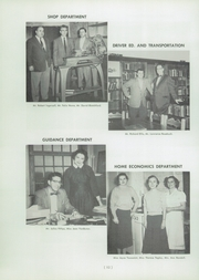 Page 16, 1957 Edition, Whitesboro High School - Chegaquatka Yearbook (Whitesboro, NY) online yearbook collection