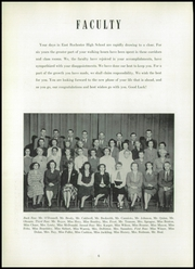Page 10, 1948 Edition, East Rochester High School - Gagashoan Yearbook (East Rochester, NY) online yearbook collection