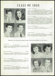 Page 16, 1948 Edition, East Rochester High School - Gagashoan Yearbook (East Rochester, NY) online yearbook collection