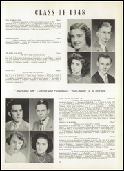 Page 17, 1948 Edition, East Rochester High School - Gagashoan Yearbook (East Rochester, NY) online yearbook collection
