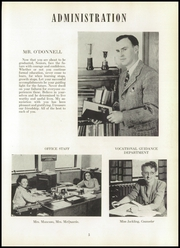 Page 9, 1948 Edition, East Rochester High School - Gagashoan Yearbook (East Rochester, NY) online yearbook collection