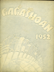 1952 Edition, East Rochester High School - Gagashoan Yearbook (East Rochester, NY)