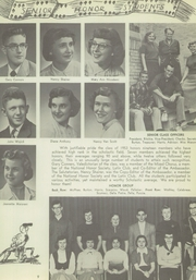 Page 13, 1953 Edition, East Rochester High School - Gagashoan Yearbook (East Rochester, NY) online yearbook collection