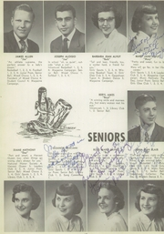 Page 14, 1953 Edition, East Rochester High School - Gagashoan Yearbook (East Rochester, NY) online yearbook collection