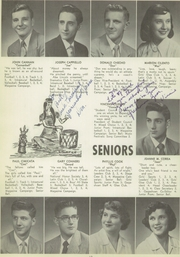 Page 16, 1953 Edition, East Rochester High School - Gagashoan Yearbook (East Rochester, NY) online yearbook collection