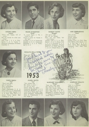 Page 17, 1953 Edition, East Rochester High School - Gagashoan Yearbook (East Rochester, NY) online yearbook collection