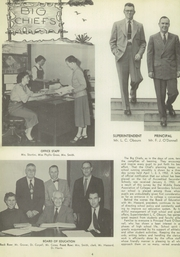 Page 8, 1953 Edition, East Rochester High School - Gagashoan Yearbook (East Rochester, NY) online yearbook collection