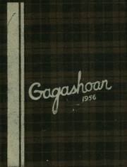 1956 Edition, East Rochester High School - Gagashoan Yearbook (East Rochester, NY)