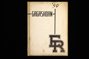 1959 Edition, East Rochester High School - Gagashoan Yearbook (East Rochester, NY)