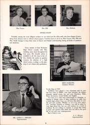 Page 13, 1959 Edition, East Rochester High School - Gagashoan Yearbook (East Rochester, NY) online yearbook collection
