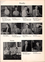 Page 15, 1959 Edition, East Rochester High School - Gagashoan Yearbook (East Rochester, NY) online yearbook collection
