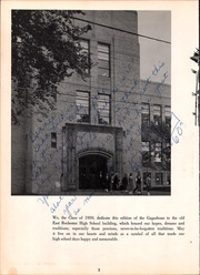 Page 6, 1959 Edition, East Rochester High School - Gagashoan Yearbook (East Rochester, NY) online yearbook collection
