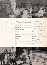 Page 9, 1959 Edition, East Rochester High School - Gagashoan Yearbook (East Rochester, NY) online yearbook collection