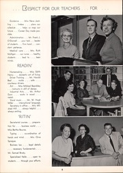 Page 10, 1960 Edition, East Rochester High School - Gagashoan Yearbook (East Rochester, NY) online yearbook collection