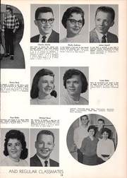 Page 17, 1960 Edition, East Rochester High School - Gagashoan Yearbook (East Rochester, NY) online yearbook collection