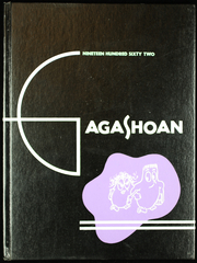 1962 Edition, East Rochester High School - Gagashoan Yearbook (East Rochester, NY)