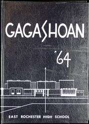 1964 Edition, East Rochester High School - Gagashoan Yearbook (East Rochester, NY)