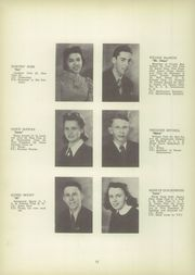 Page 16, 1942 Edition, Canajoharie High School - Black and Gold Yearbook (Canajoharie, NY) online yearbook collection