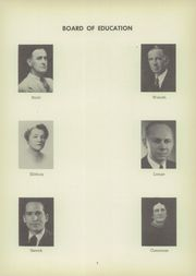 Page 9, 1942 Edition, Canajoharie High School - Black and Gold Yearbook (Canajoharie, NY) online yearbook collection