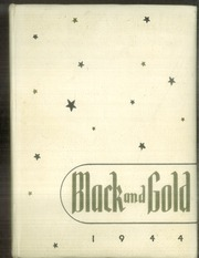 Page 1, 1944 Edition, Canajoharie High School - Black and Gold Yearbook (Canajoharie, NY) online yearbook collection