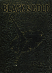 Page 1, 1947 Edition, Canajoharie High School - Black and Gold Yearbook (Canajoharie, NY) online yearbook collection