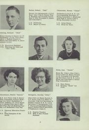 Page 13, 1947 Edition, Canajoharie High School - Black and Gold Yearbook (Canajoharie, NY) online yearbook collection