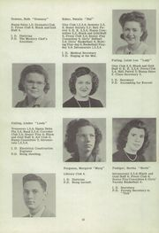Page 14, 1947 Edition, Canajoharie High School - Black and Gold Yearbook (Canajoharie, NY) online yearbook collection