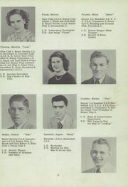 Page 15, 1947 Edition, Canajoharie High School - Black and Gold Yearbook (Canajoharie, NY) online yearbook collection