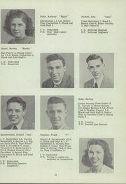 Page 17, 1947 Edition, Canajoharie High School - Black and Gold Yearbook (Canajoharie, NY) online yearbook collection