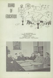Page 8, 1947 Edition, Canajoharie High School - Black and Gold Yearbook (Canajoharie, NY) online yearbook collection