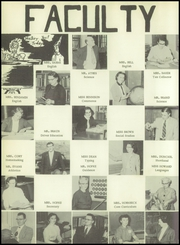 Page 12, 1956 Edition, Canajoharie High School - Black and Gold Yearbook (Canajoharie, NY) online yearbook collection