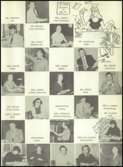 Page 13, 1956 Edition, Canajoharie High School - Black and Gold Yearbook (Canajoharie, NY) online yearbook collection