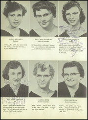 Page 16, 1956 Edition, Canajoharie High School - Black and Gold Yearbook (Canajoharie, NY) online yearbook collection