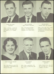 Page 17, 1956 Edition, Canajoharie High School - Black and Gold Yearbook (Canajoharie, NY) online yearbook collection
