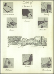 Page 5, 1956 Edition, Canajoharie High School - Black and Gold Yearbook (Canajoharie, NY) online yearbook collection