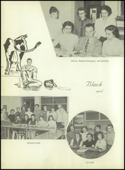 Page 8, 1956 Edition, Canajoharie High School - Black and Gold Yearbook (Canajoharie, NY) online yearbook collection
