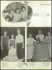 Page 14, 1958 Edition, Canajoharie High School - Black and Gold Yearbook (Canajoharie, NY) online yearbook collection