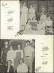 Page 15, 1958 Edition, Canajoharie High School - Black and Gold Yearbook (Canajoharie, NY) online yearbook collection