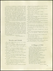 Page 15, 1912 Edition, Mynderse Academy - Myndersian Yearbook (Seneca Falls, NY) online yearbook collection