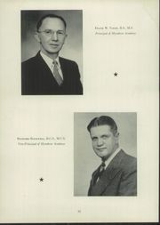 Page 16, 1944 Edition, Mynderse Academy - Myndersian Yearbook (Seneca Falls, NY) online yearbook collection