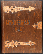 1946 Edition, Mynderse Academy - Myndersian Yearbook (Seneca Falls, NY)