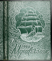 1948 Edition, Mynderse Academy - Myndersian Yearbook (Seneca Falls, NY)